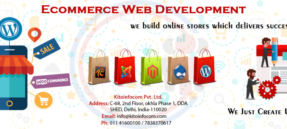 Today's Most Emerging Field ,E-commerce Website Development